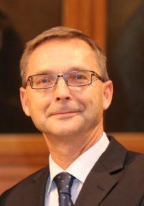 Dr Christian Aegerter, Leiter des Hauptamtes der Stadt Leipzig